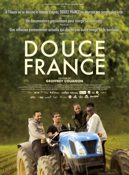 """""""Douce France"""" ciné-rencontre avec le réalisateur Geoffrey Couasnon au Café des Images le 18 juin 2021"""